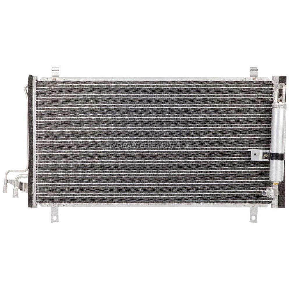 Infiniti G35                            A/C CondenserA/C Condenser