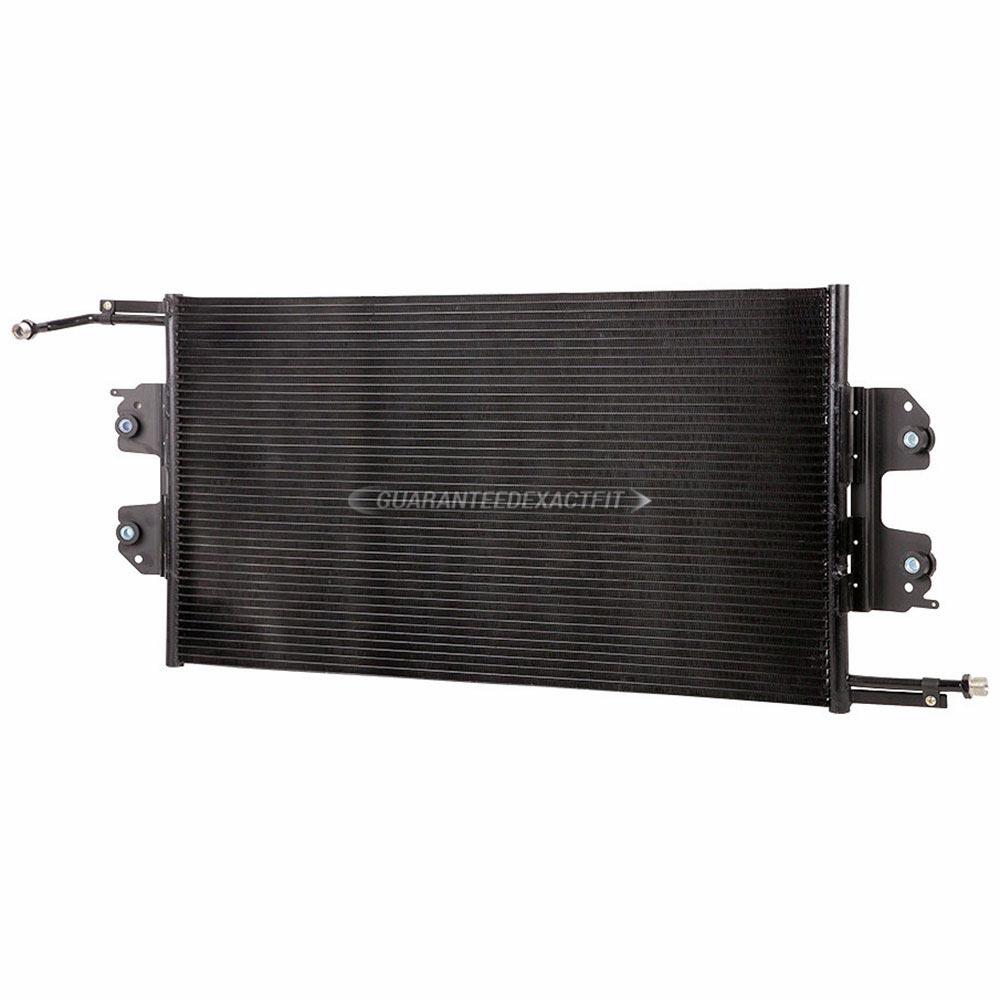 Chevrolet Express Van                    A/C CondenserA/C Condenser