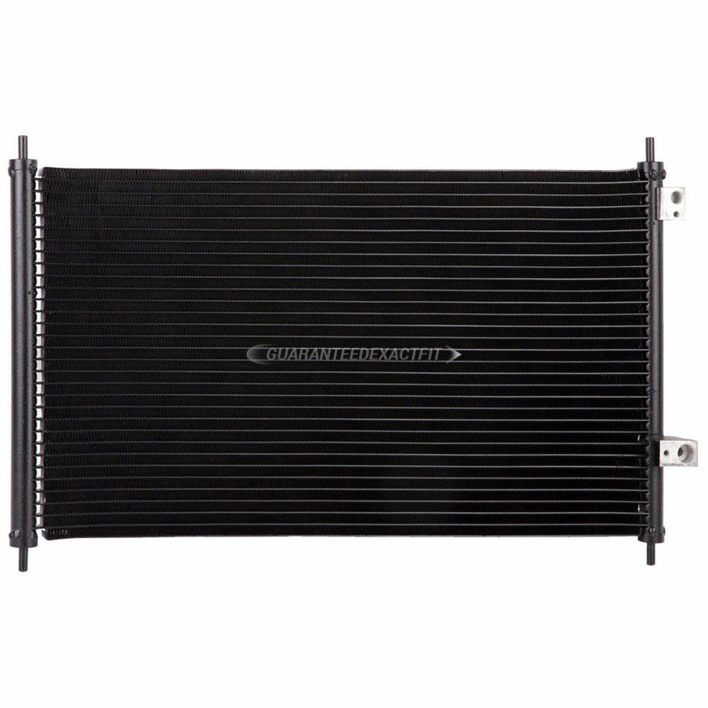 Acura CL                             A/C CondenserA/C Condenser