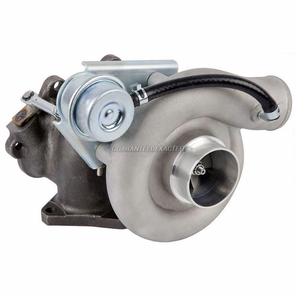 Specialty and Performance View All Parts Turbocharger