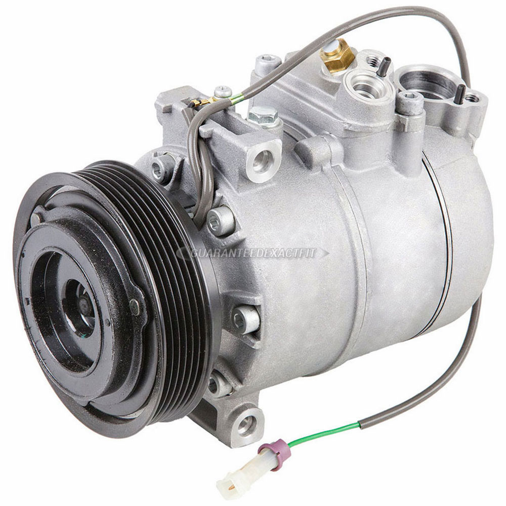 Audi S6 A/C Compressor