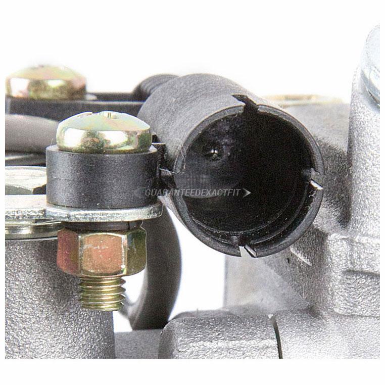 Mercedes_Benz CLK430                         A/C Compressor