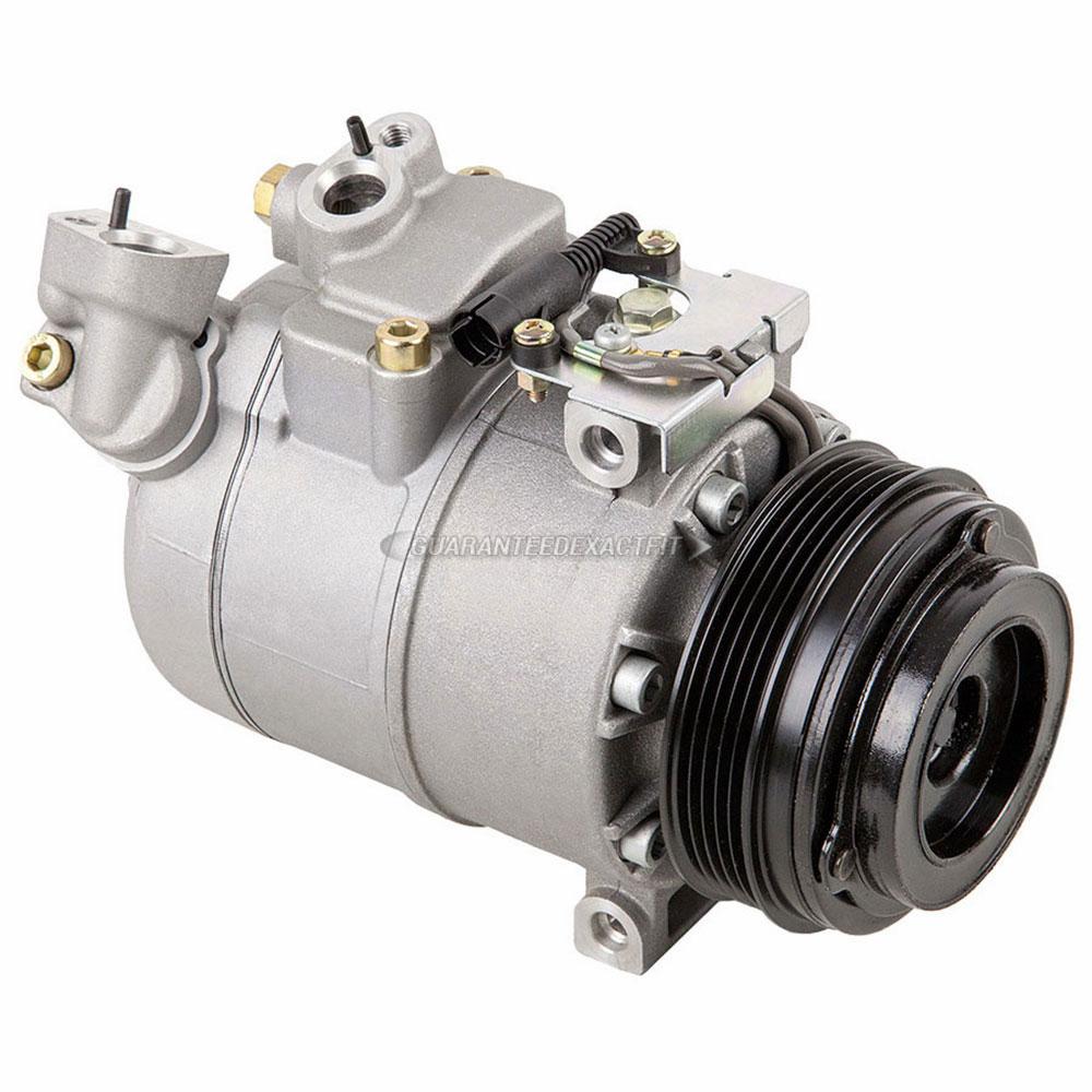 BMW 740                            A/C CompressorA/C Compressor