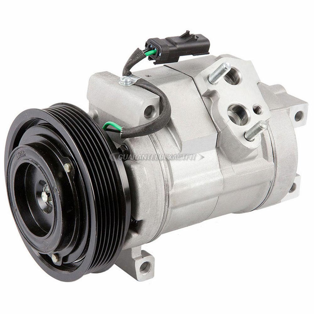 Chrysler Pacifica A/C Compressor