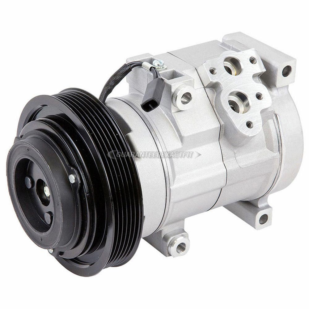 Acura MDX A/C Compressor From Discount AC Parts