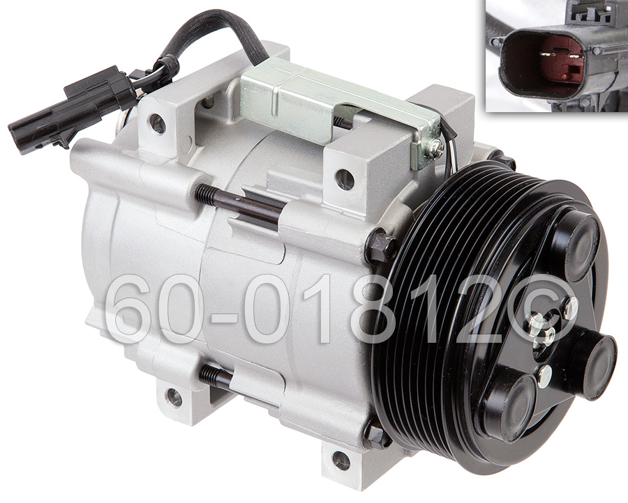Dodge Pick-up Truck A/C Compressor