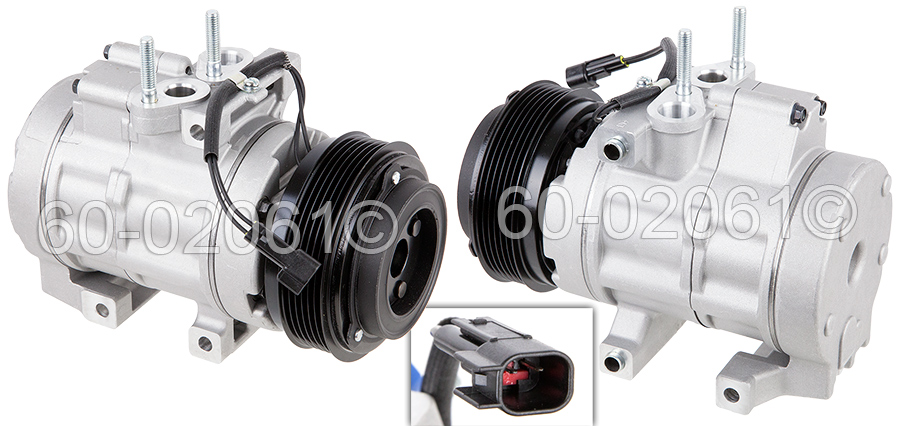 Lincoln Mark LT A/C Compressor
