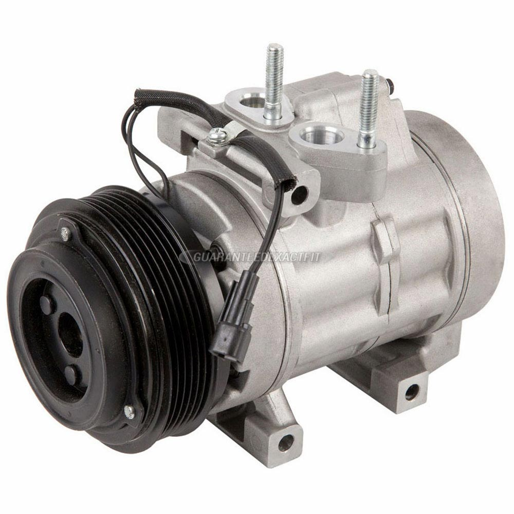 Mercury Mountaineer                    A/C CompressorA/C Compressor