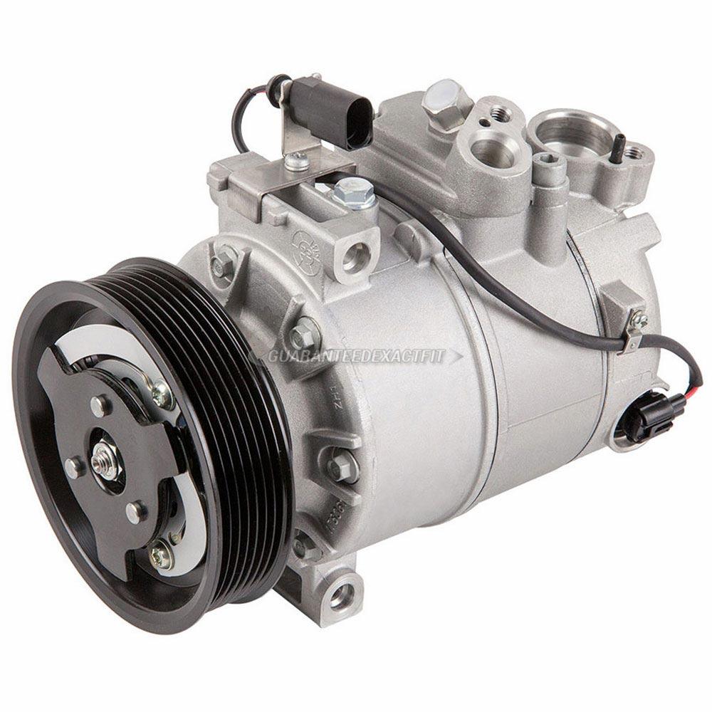 Volkswagen Touareg A/C Compressor