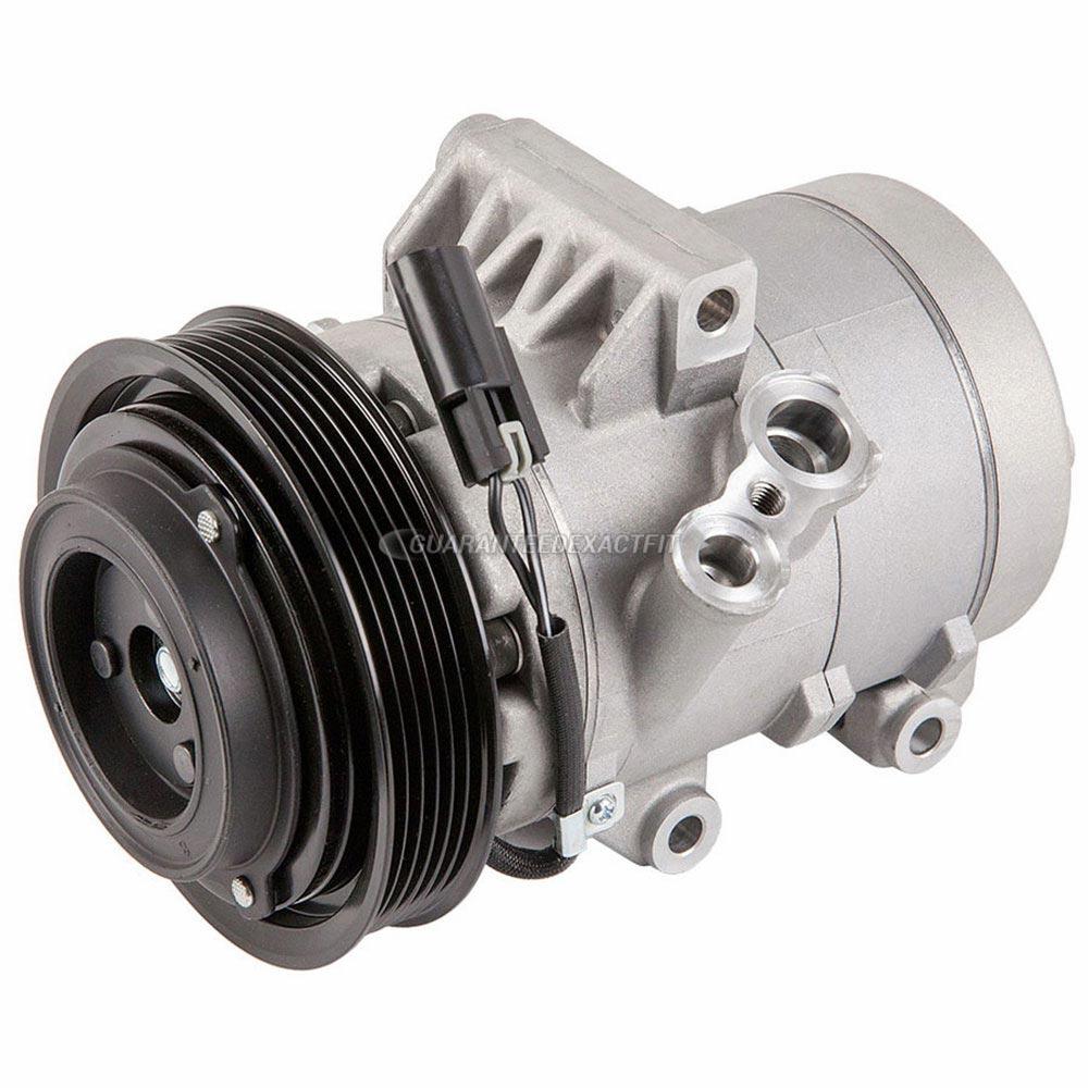 Ford Fusion                         A/C CompressorA/C Compressor
