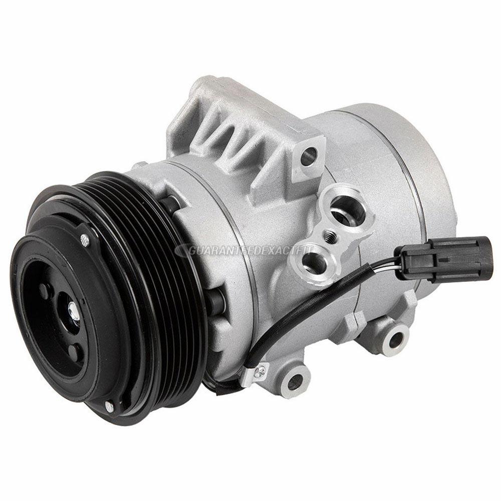 Mercury Milan                          A/C CompressorA/C Compressor