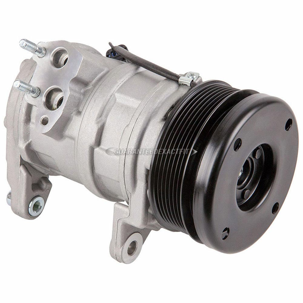 Chrysler Aspen A/C Compressor