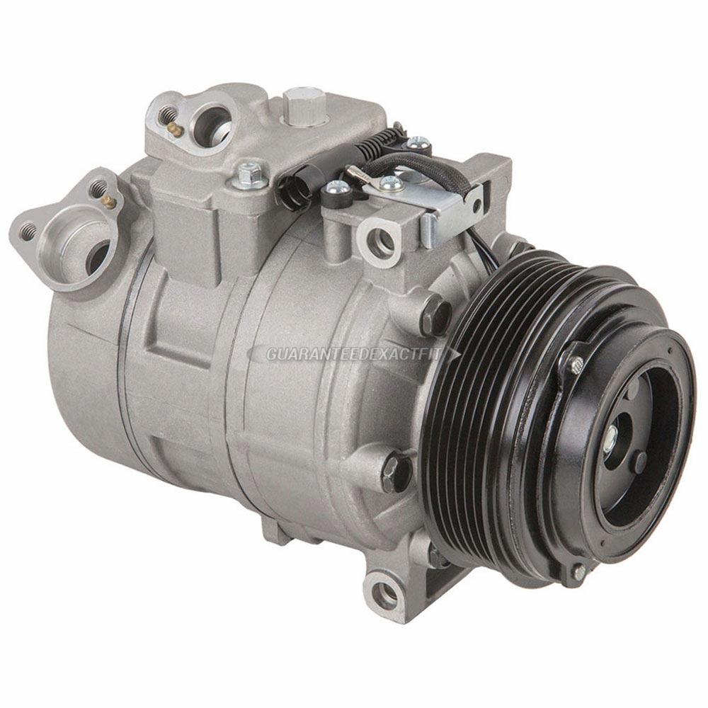 BMW X3 A/C Compressor