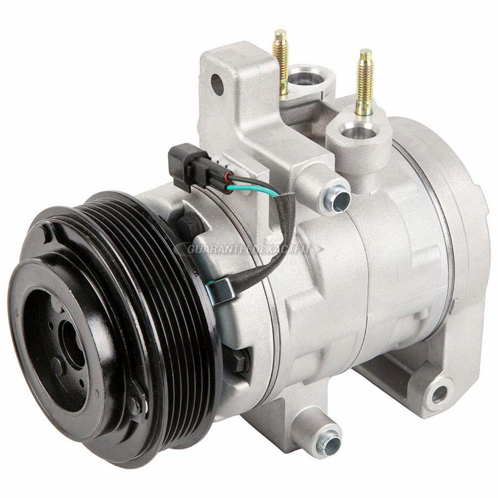 Ford Mustang A/C Compressor