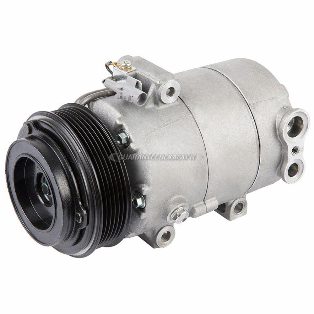 Pontiac Vibe                           A/C CompressorA/C Compressor