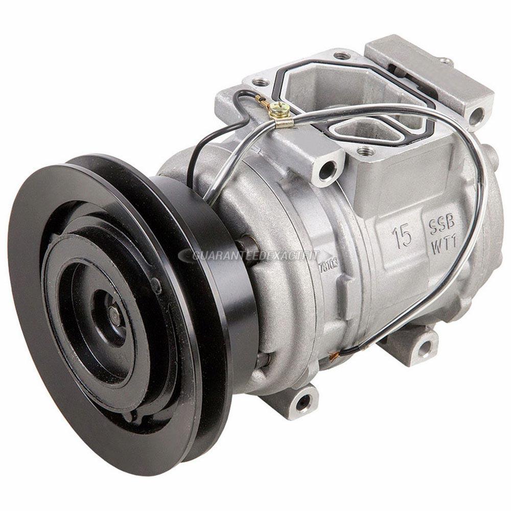 Mitsubishi Montero                        A/C CompressorA/C Compressor
