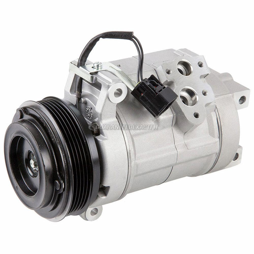 Cadillac SRX                            A/C CompressorA/C Compressor