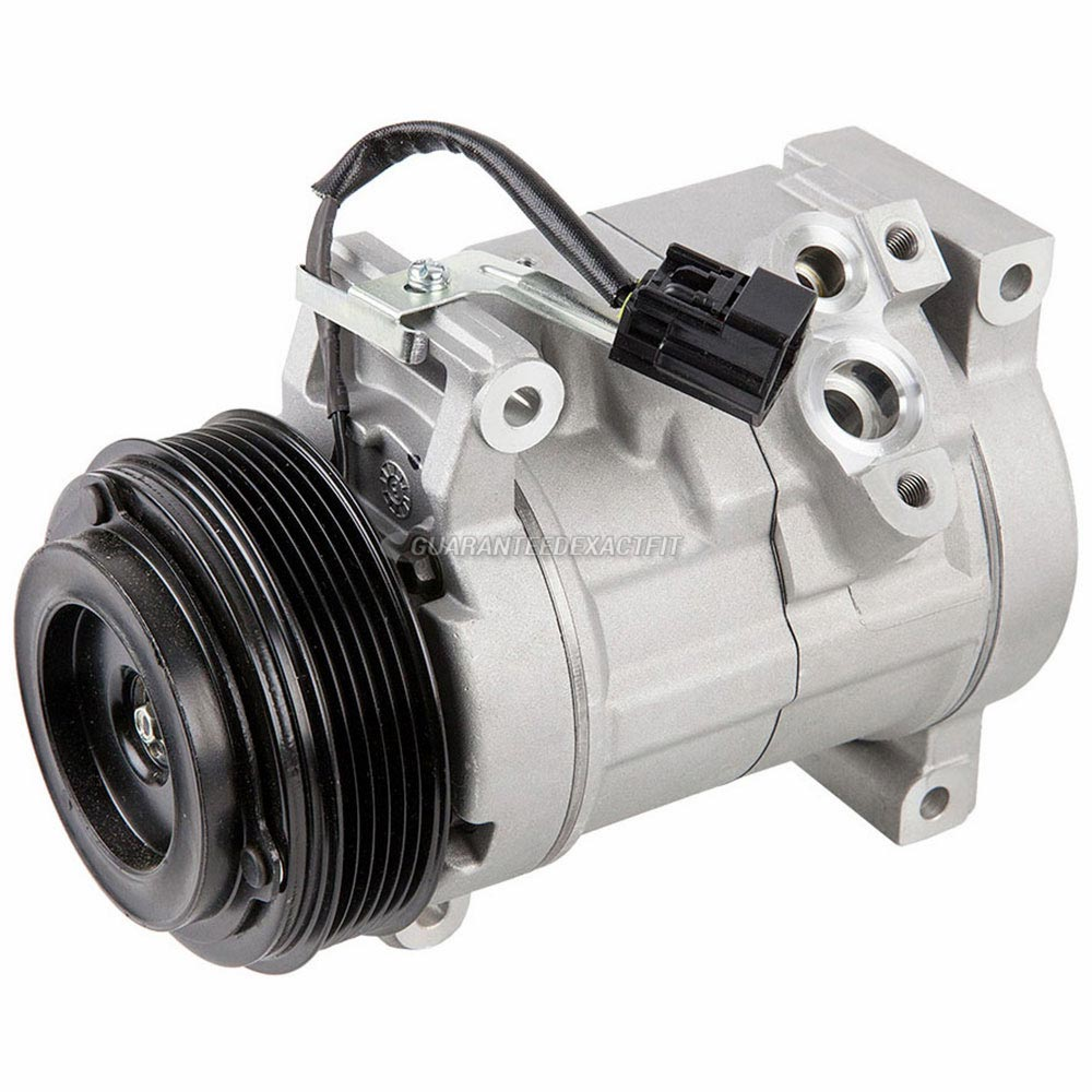 Chevrolet Traverse A/C Compressor