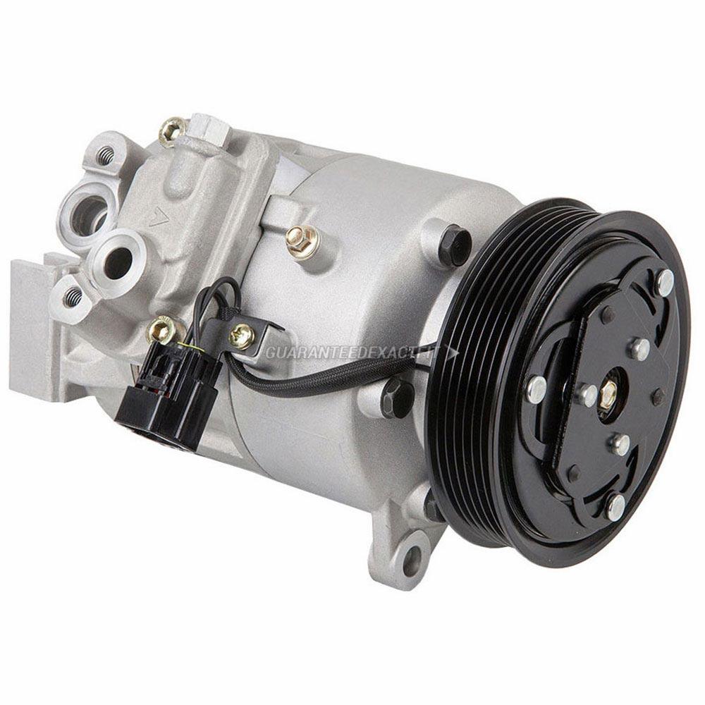 Buick Lucerne                        A/C CompressorA/C Compressor