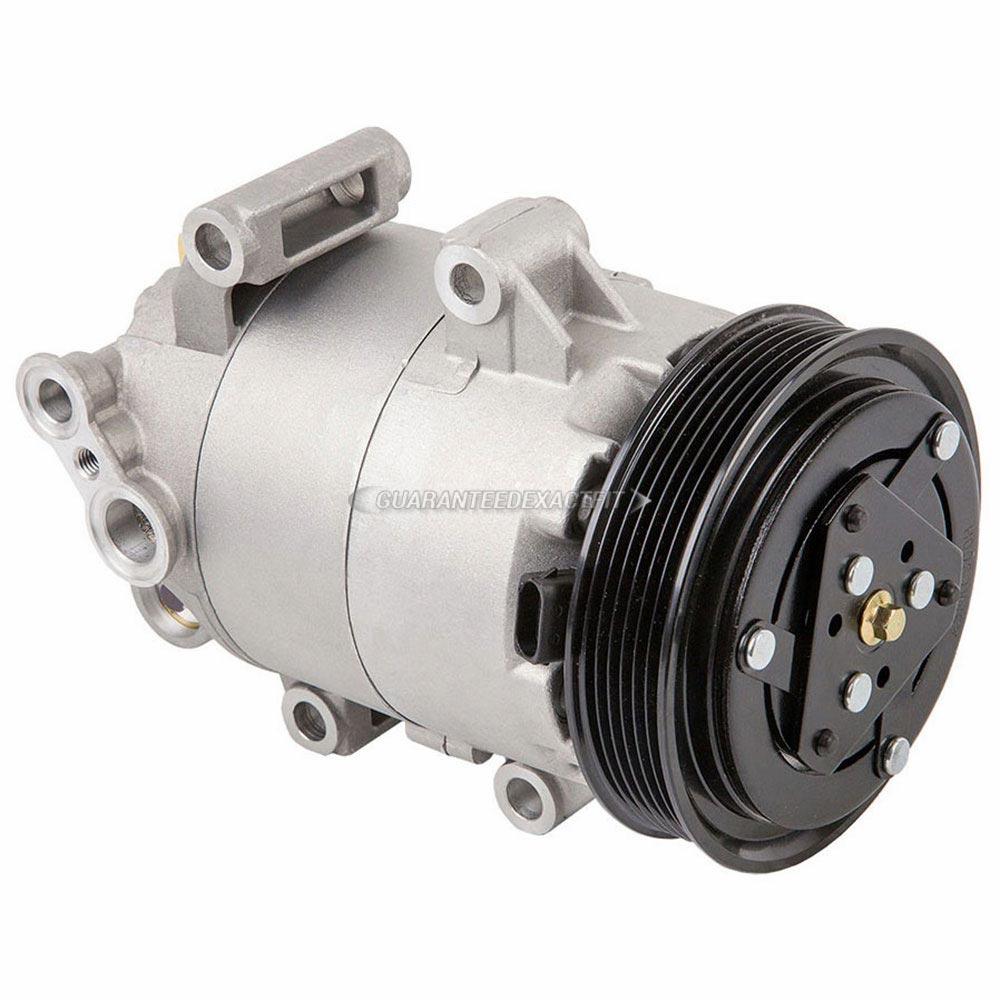 Chevrolet Corvette                       A/C CompressorA/C Compressor