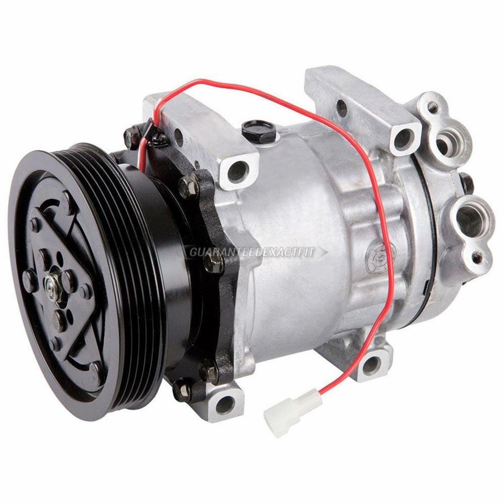 2001 Mazda 626 Suspension: 2000 Mazda 626 A/C Compressor From DiscountAcParts
