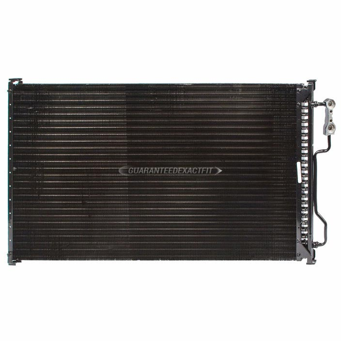 Ford Expedition                     A/C CondenserA/C Condenser