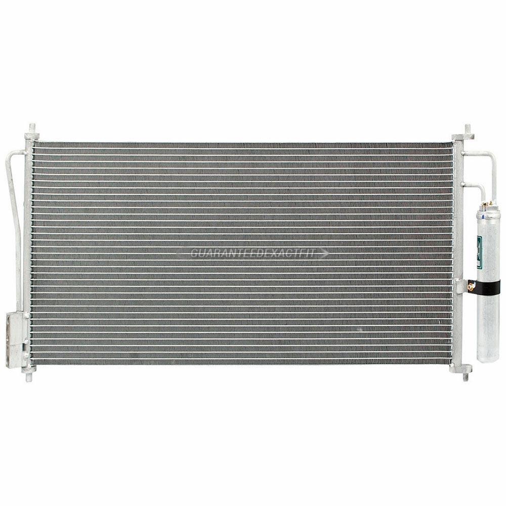 Nissan Altima                         A/C CondenserA/C Condenser