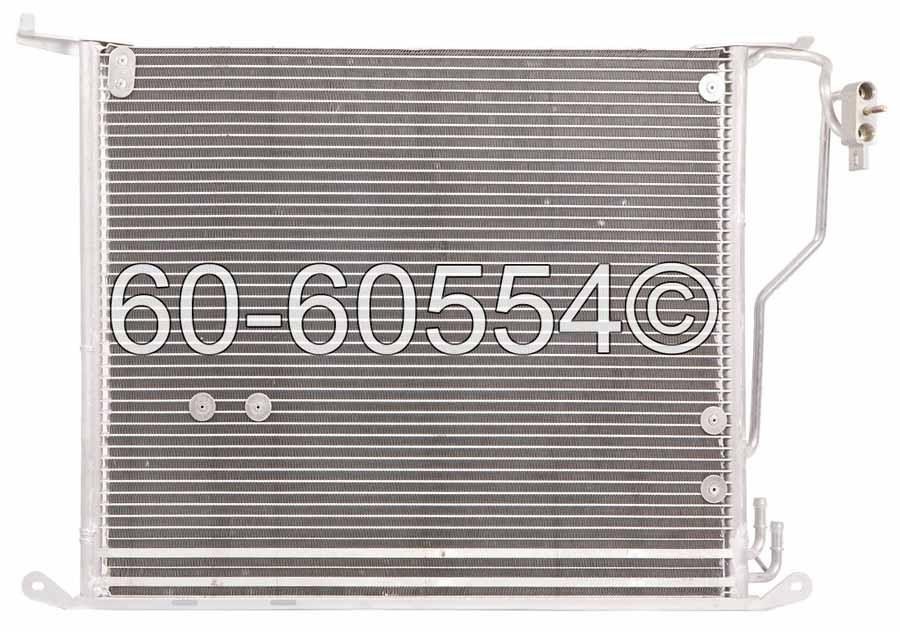 Mercedes_Benz SL600                          A/C CondenserA/C Condenser