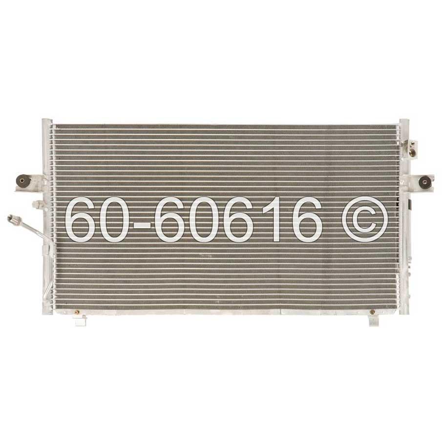 Infiniti I35 A/C Condenser