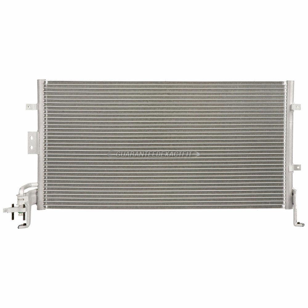 Kia Optima                         A/C CondenserA/C Condenser