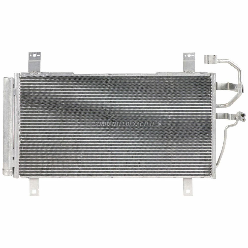 Mazda 6 A/C Condenser