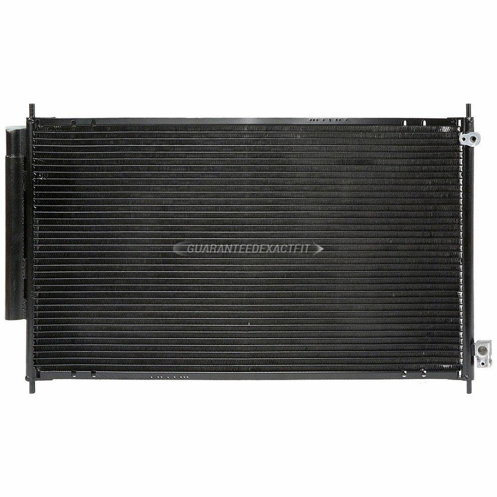 Acura TSX                            A/C CondenserA/C Condenser