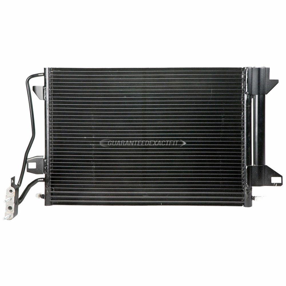 Lincoln MKZ                            A/C CondenserA/C Condenser