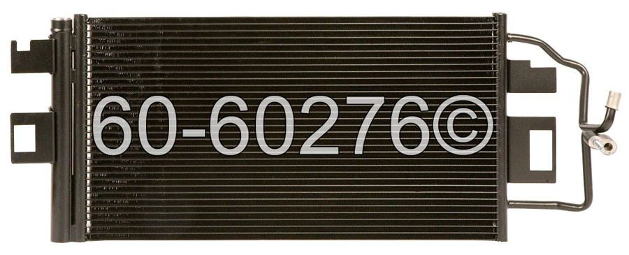 Pontiac Grand Prix                     A/C CondenserA/C Condenser