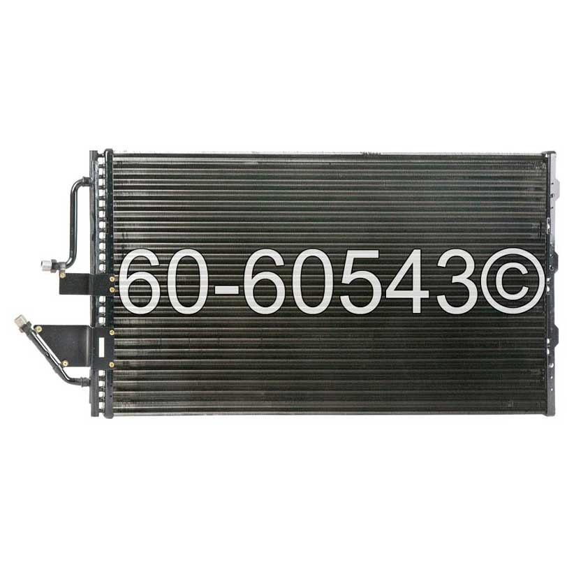 GMC Pick-up Truck A/C Condenser