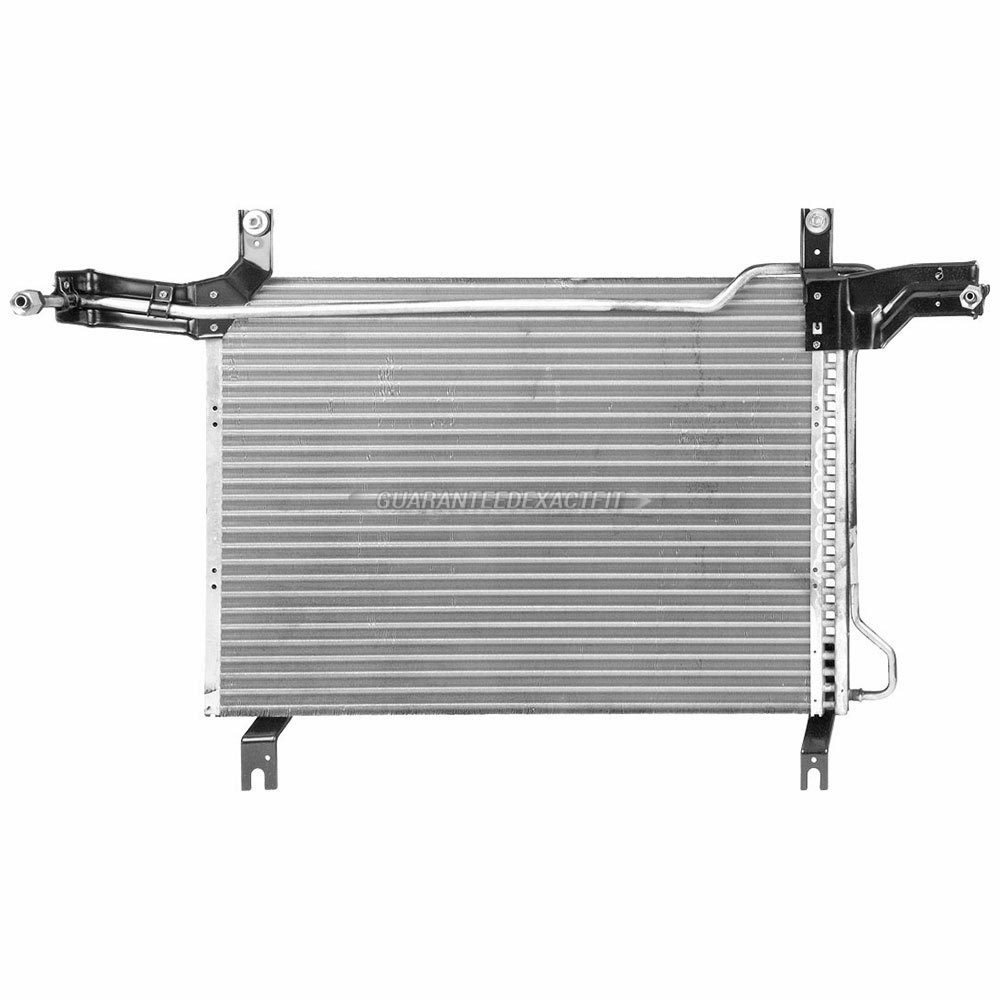 Ford Pick-up Truck                  A/C CondenserA/C Condenser