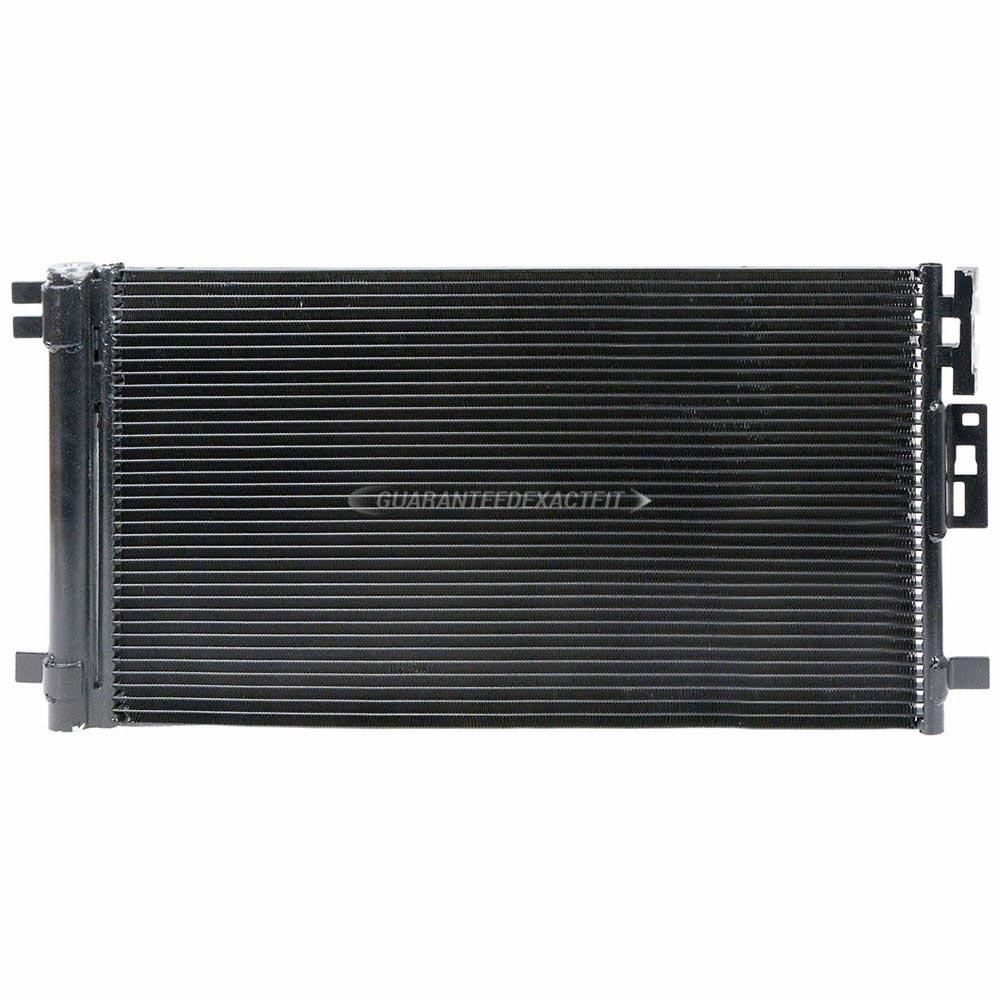 Pontiac G5 A/C Condenser