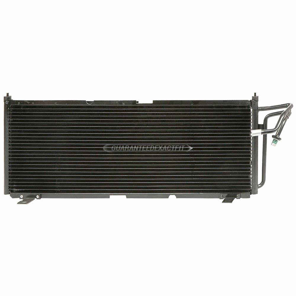 Jeep Cherokee                       A/C CondenserA/C Condenser