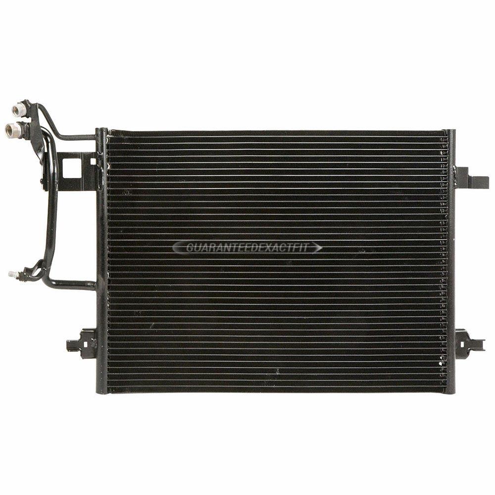 Volkswagen Passat                         A/C CondenserA/C Condenser
