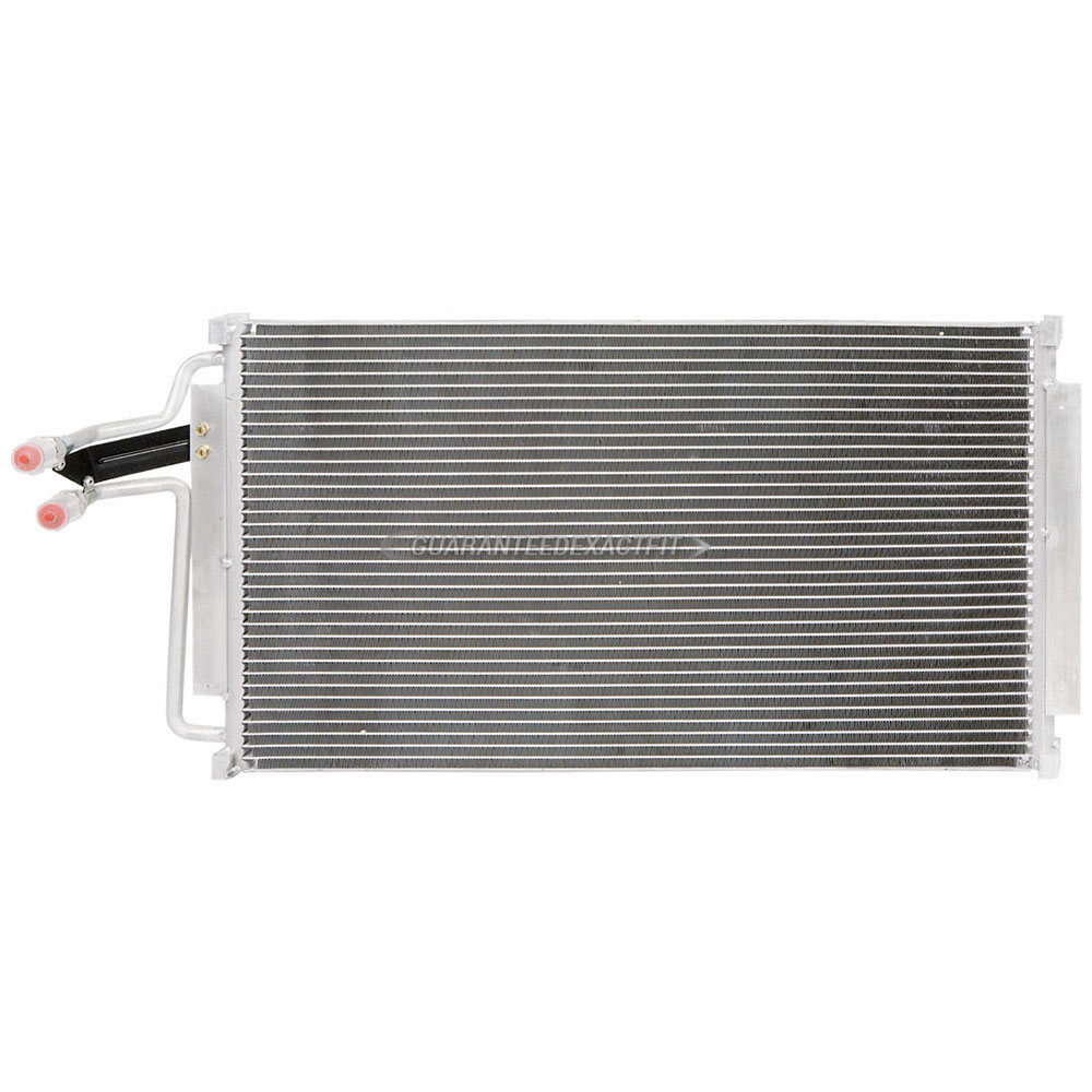 GMC Jimmy Full Size A/C Condenser