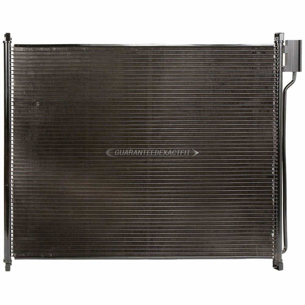 Ford Excursion                      A/C CondenserA/C Condenser