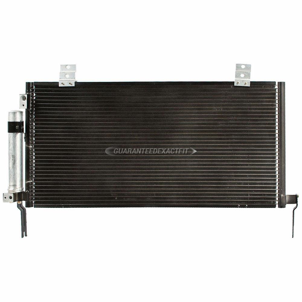 Mitsubishi Galant                         A/C CondenserA/C Condenser
