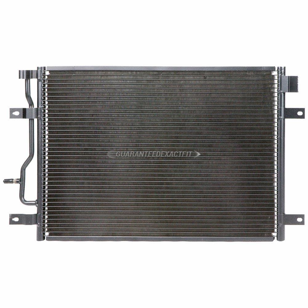 Audi A4                             A/C CondenserA/C Condenser