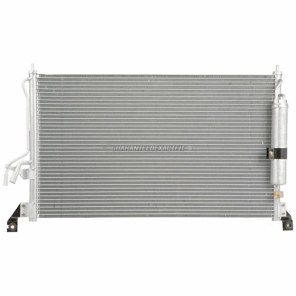 Infiniti FX35 A/C Condenser