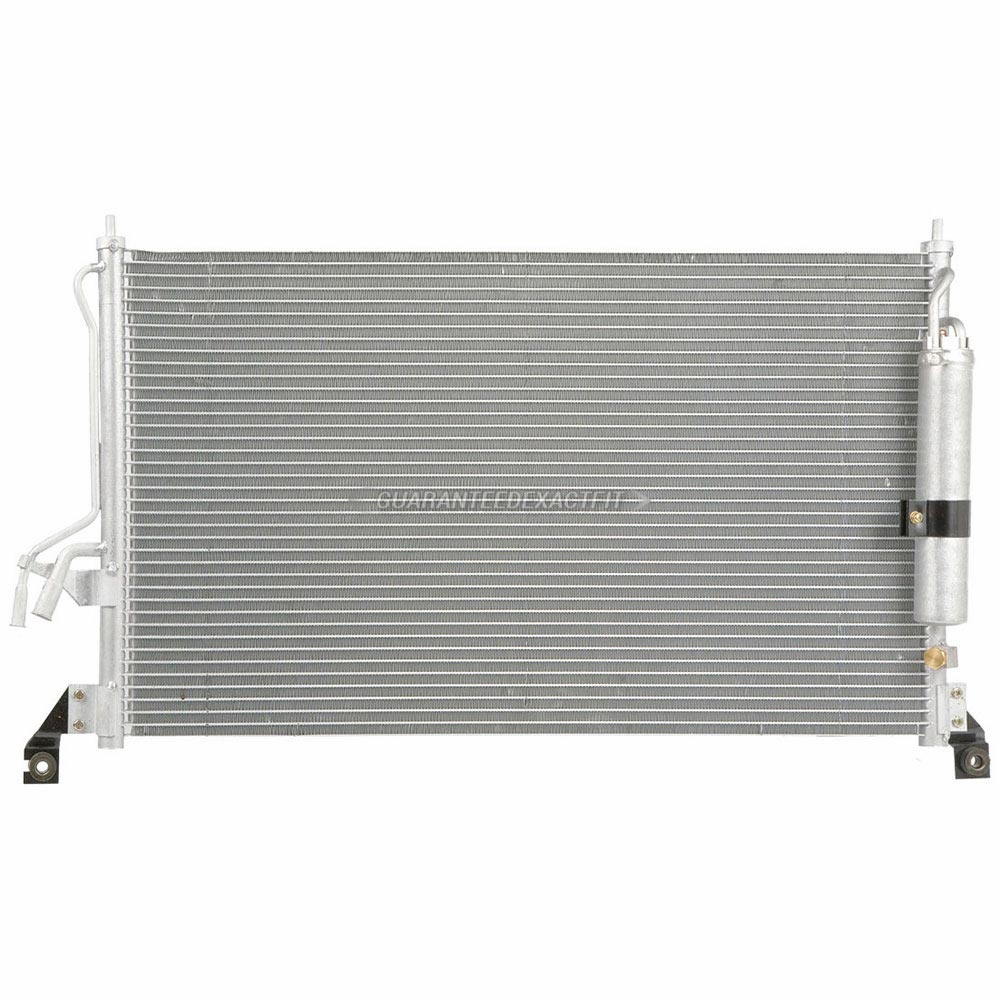 Infiniti FX35                           A/C CondenserA/C Condenser