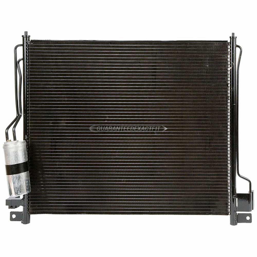 Nissan Xterra A/C Condenser
