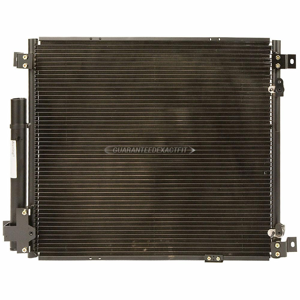Cadillac STS A/C Condenser