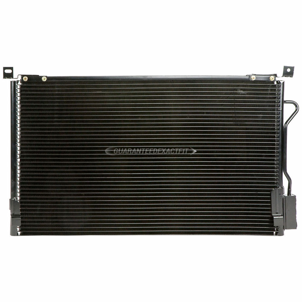 Ford Five Hundred                   A/C CondenserA/C Condenser