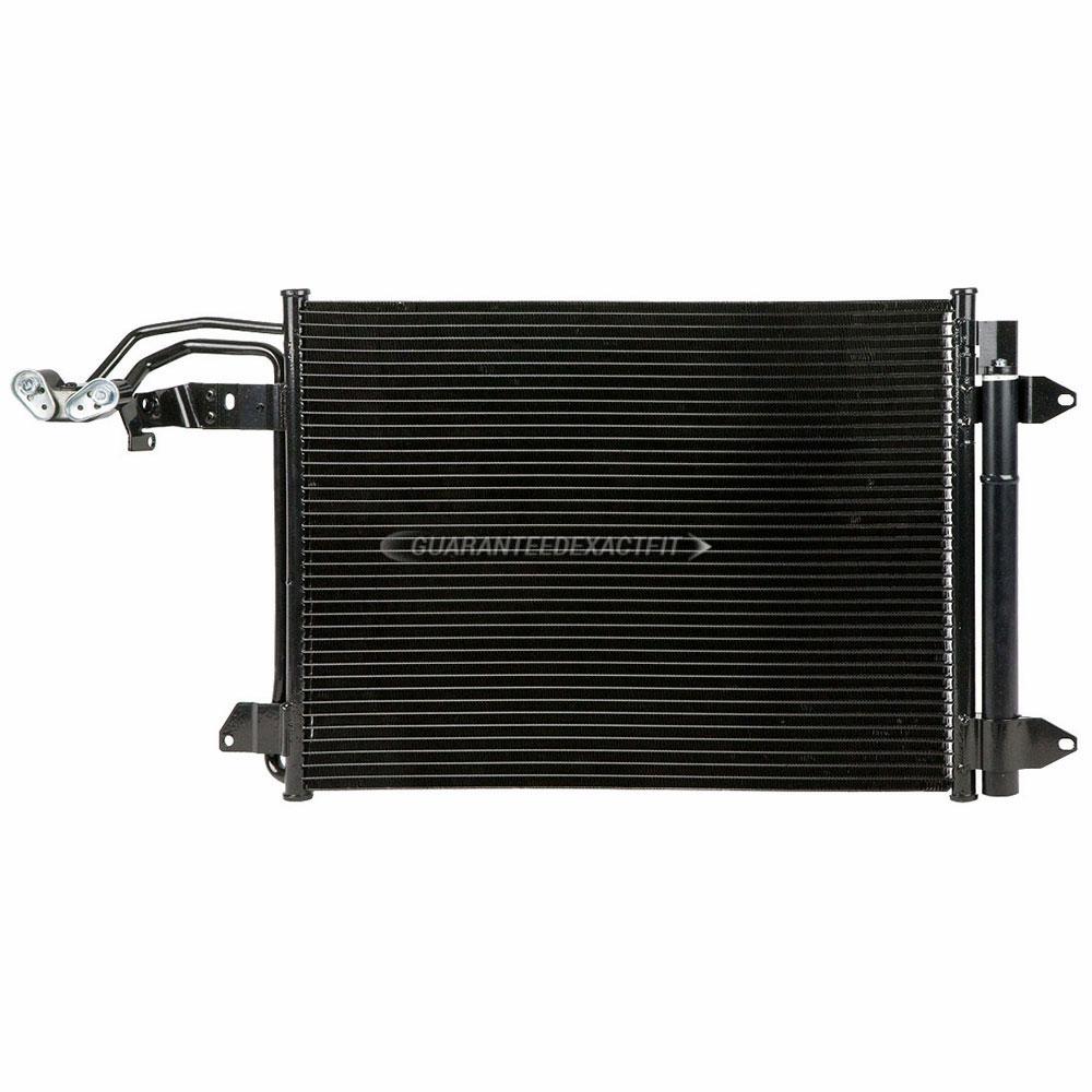Volkswagen Eos A/C Condenser