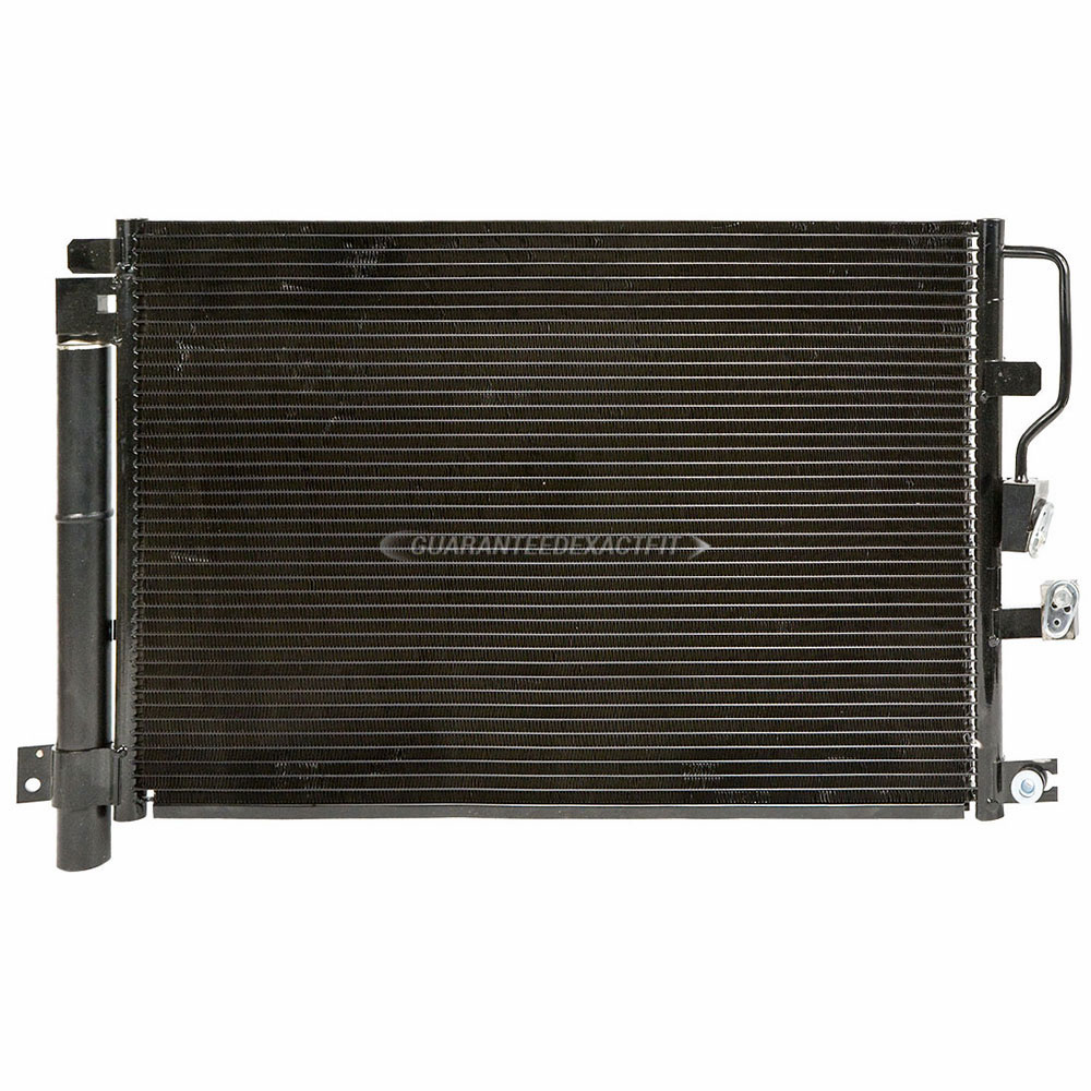 Pontiac Torrent A/C Condenser